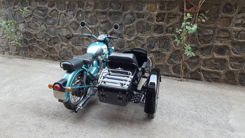 Euro Motorcycles With Sidecar: Universal Motorcycles Of