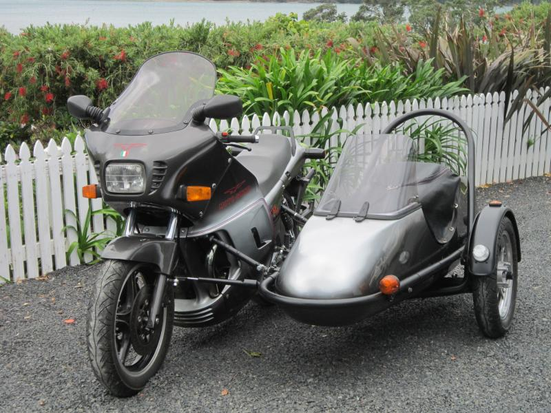 Sidecars New Zealand - Home of Watsonian -Squire sidecars and