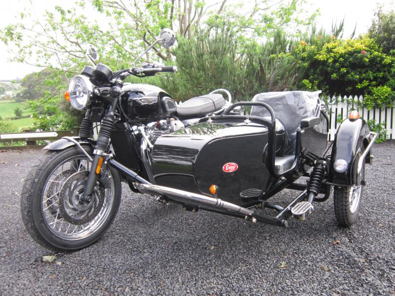 Sidecars New Zealand Now In Stock New Kozi Military Style